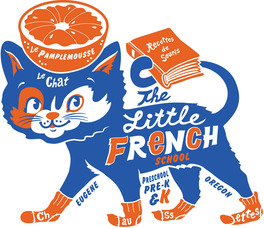 little french school logo
